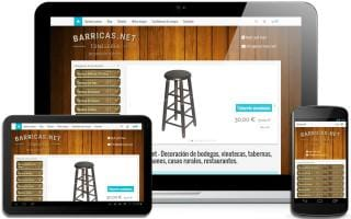 Barricas.net - Decoración de bodegas